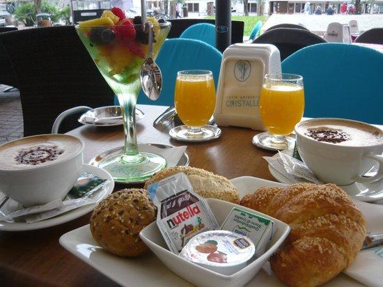 Cristallo Caffe Gelateria : ..e mancava ancora qualcosa....