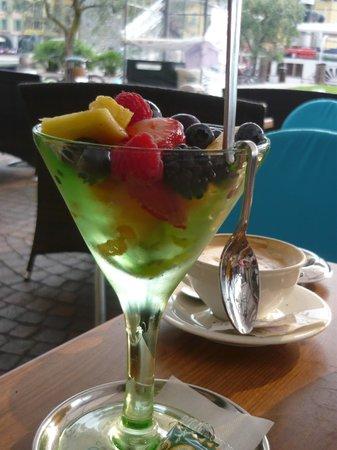 Cristallo Caffe Gelateria: il cucchiaio naif
