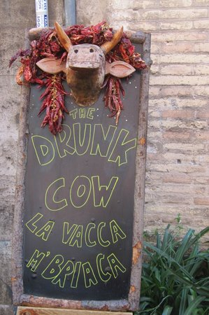 Hosteria la vaca borracha: The drunken cow