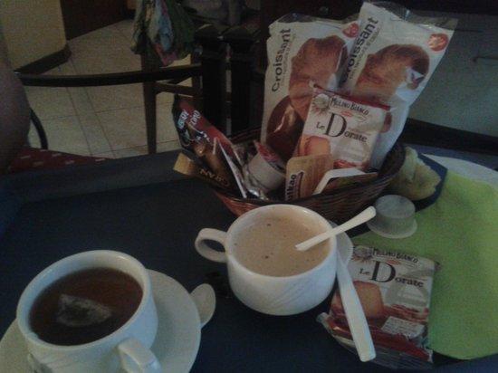 Soggiorno Alessandra: colazione
