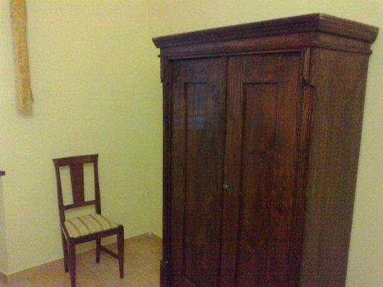 Agriturismo Castrum Normanno: camera da letto