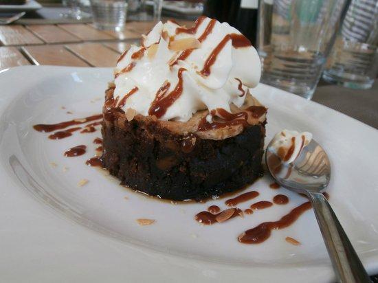 La Petite Maison : Yummy dessert!