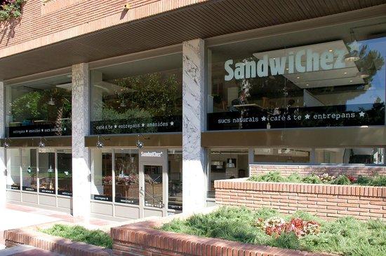 SandwiChez Capità Arenas