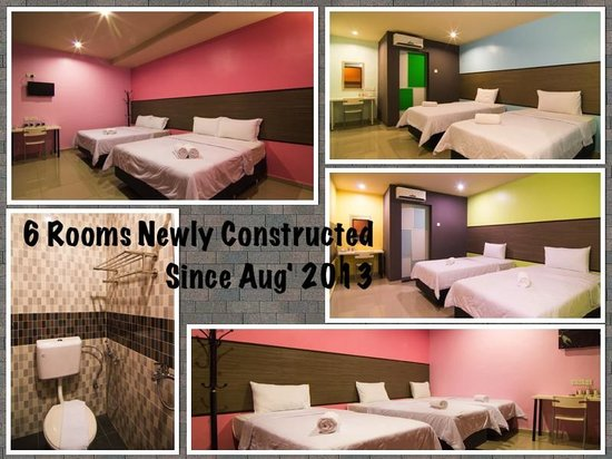 Hotel De' Tees: Newly Constructed Rooms
