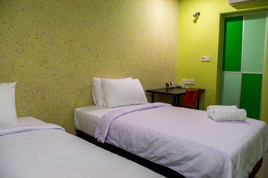 Hotel De' Tees: Superior Room