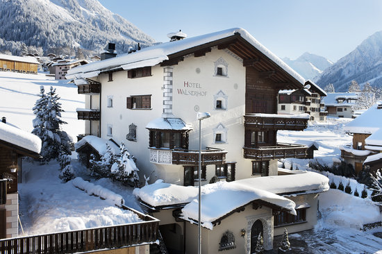 Photo of Hotel Walserhof Klosters