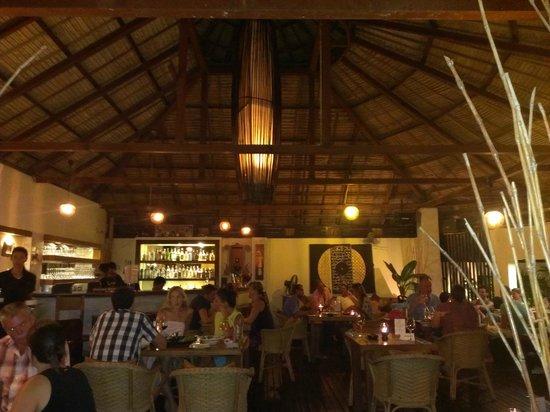 Luna Lounge Thong Nai Pan Noi : The inside