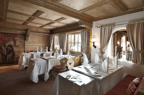 Hotel Walserhof: Restaurant