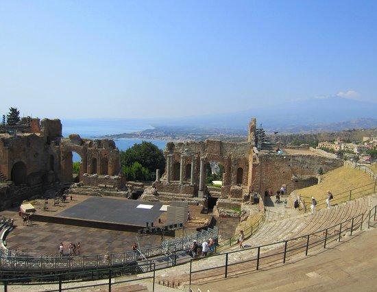 Hotel Baia degli Dei: Taormina