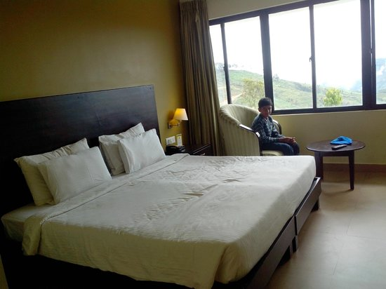 Kodai - By The Valley, A Sterling Holidays Resort: Superior Room and its view from Windows