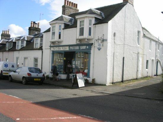 Croft Cottage B&B: Buchlyvie Pottery Shop and Coffee Kiln