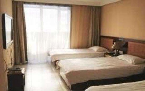 Bihai Lantian Business Apartment Hotel: Bihai hotel