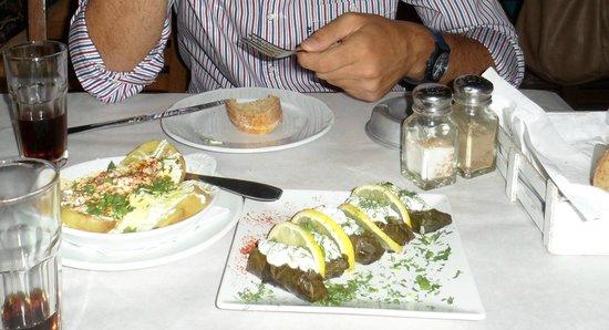 Kapari Taverna: Antipasti