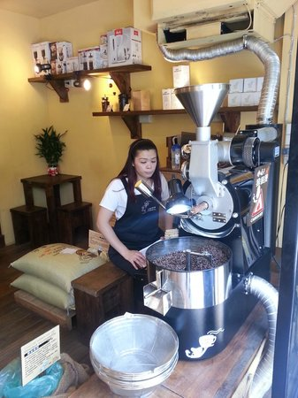 Cama Coffee Taiwan