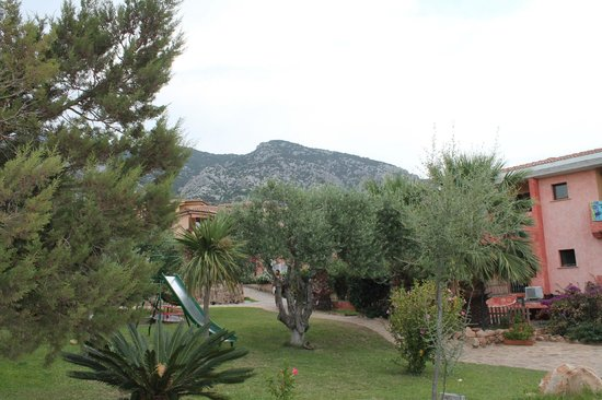 Parco Blu Club Hotel Resort : il panorama