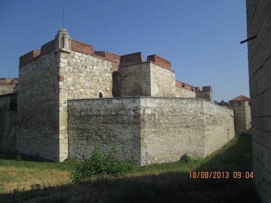 Baba Vida Fortress: baba vida esterno