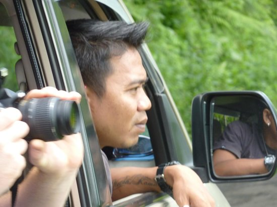 The Bali Driver - Private Tours: Coman took us to rural areas away from the traditional tourist destinations