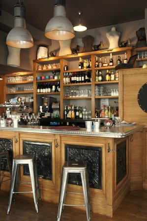 salon couture priv picture of la penderie restaurant paris tripadvisor. Black Bedroom Furniture Sets. Home Design Ideas