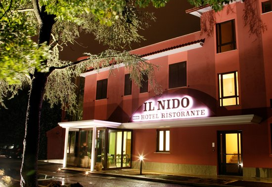 Il Nido Hotel e Ristorante: Ingresso