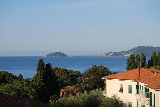 Hotel Ristorante Cristallo: isola di Palmaria e Tino