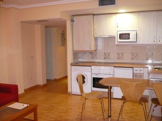 Apartahotel Villa de Parla: apartment