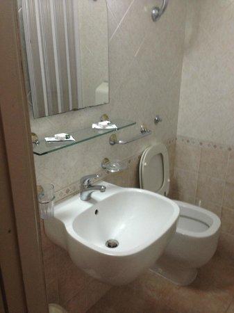 Hotel San Francesco : bagno
