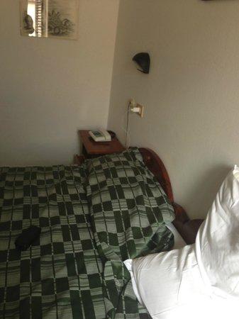 Hotel San Francesco : letto2