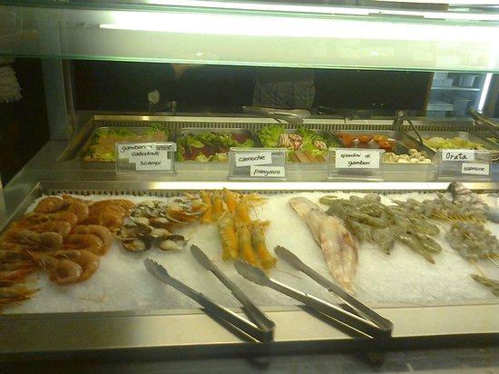 Umi Sushi Wok: da cuocere alla piastra