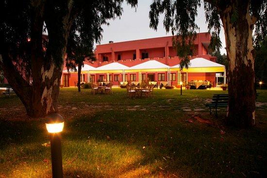 Il Nido Hotel e Ristorante: giardino