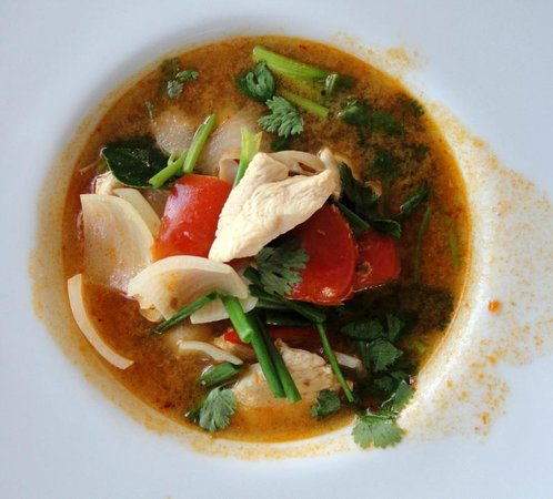 Alimundo Suono : the original and so fresh tom yum-authentic!!