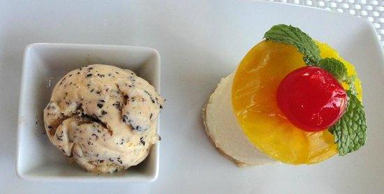 Alimundo Suono : lemon cheese cake..