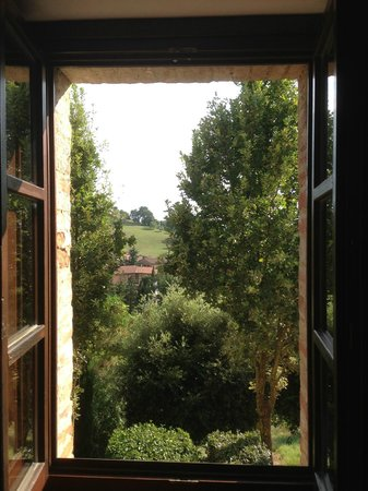 Montorio: Bedroom window