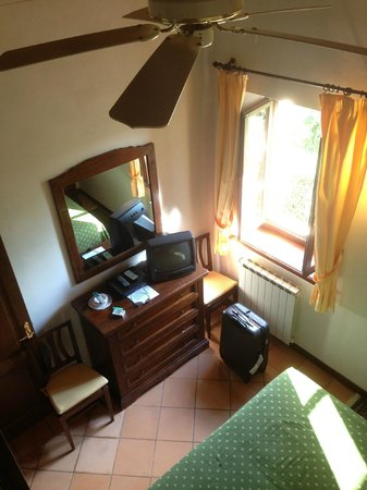 Montorio: Bedroom