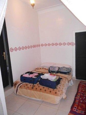 Hotel El Kennaria : Habitación 5