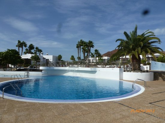 View of bottom pool at night picture of jardines del sol playa blanca tripadvisor - Jardin de sol playa blanca ...