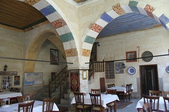 Old Greek House Restaurant and Hotel: Restaurant Area Ground Floor