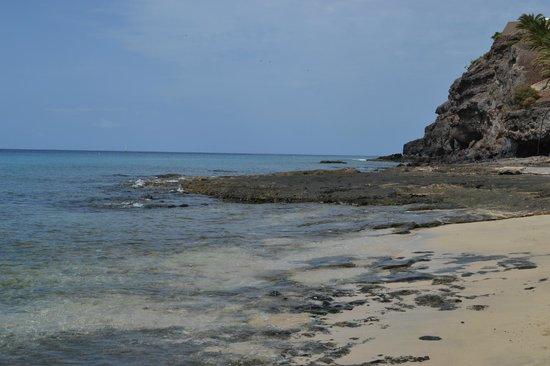 Sol Jandia Mar Apartments: Beach Morro Jable