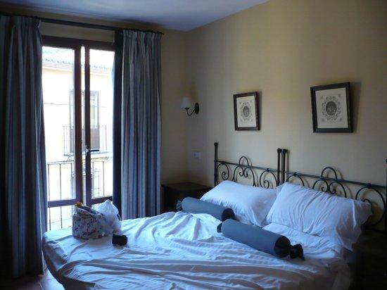 Hotel Hospederia De Los Reyes: Camera