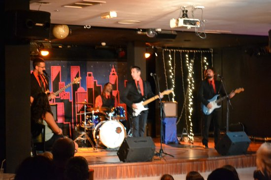 Sol Jandia Mar Apartments: Animations. Beatles tribute group