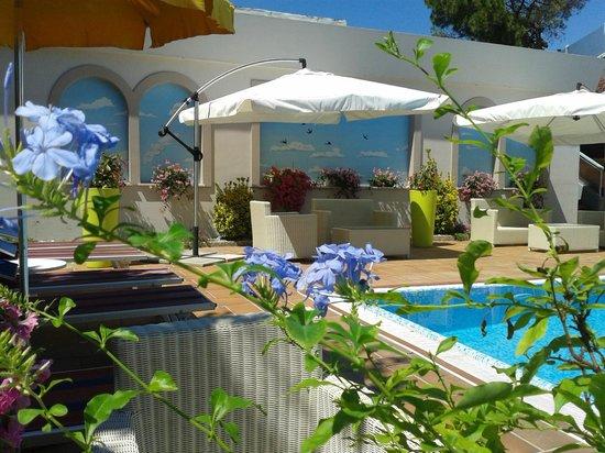 Hotel Abano Terme Cristoforo: agosto 2013