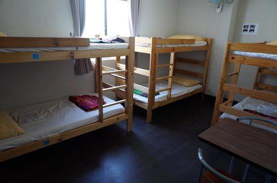 Amigos Hostel : 6 bed dorm