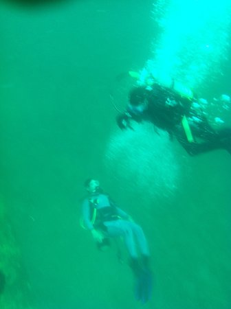 Due South Custom Charters: Tex Edwards Wreck Dive