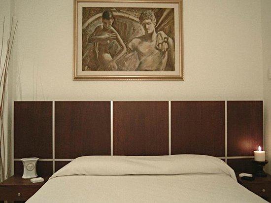 Blue Sea Hotel: Double room