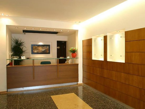 Blue Sea Hotel: Reception