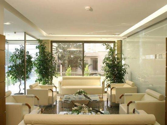 Blue Sea Hotel: Rest Area