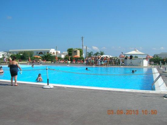 Pietrablu Resort & Spa CDSHotels: Piscina bella ed ampia,sempre pulita