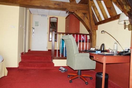 NH Collection Amsterdam Barbizon Palace: ingresso camera