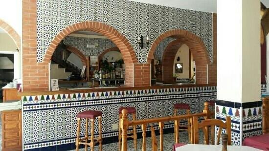 Restaurante Oasis 2: oasis 2 barra