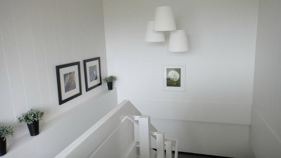 Lyngas Guesthouse: Hall