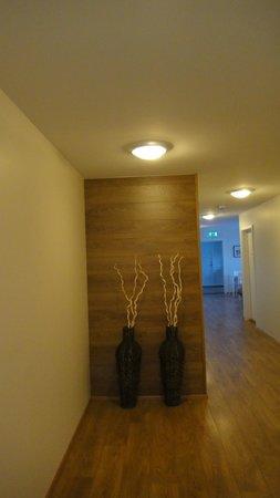 Lyngas Guesthouse: Corredor